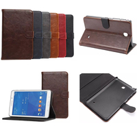 For Samsung Galaxy TAB 4 T230 Case Anti Dust PU Leather Coque 7 0 Inch Tablet