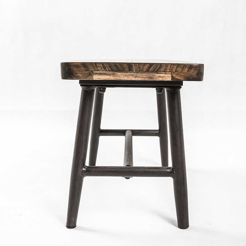 Terrific Us 133 24 35 Off 2019 Modern Minimalist Solid Wood Tea Table Stool Shoes Wooden Tea Making Rectangular Stool Murals Furnishing Home Decoration In Ncnpc Chair Design For Home Ncnpcorg