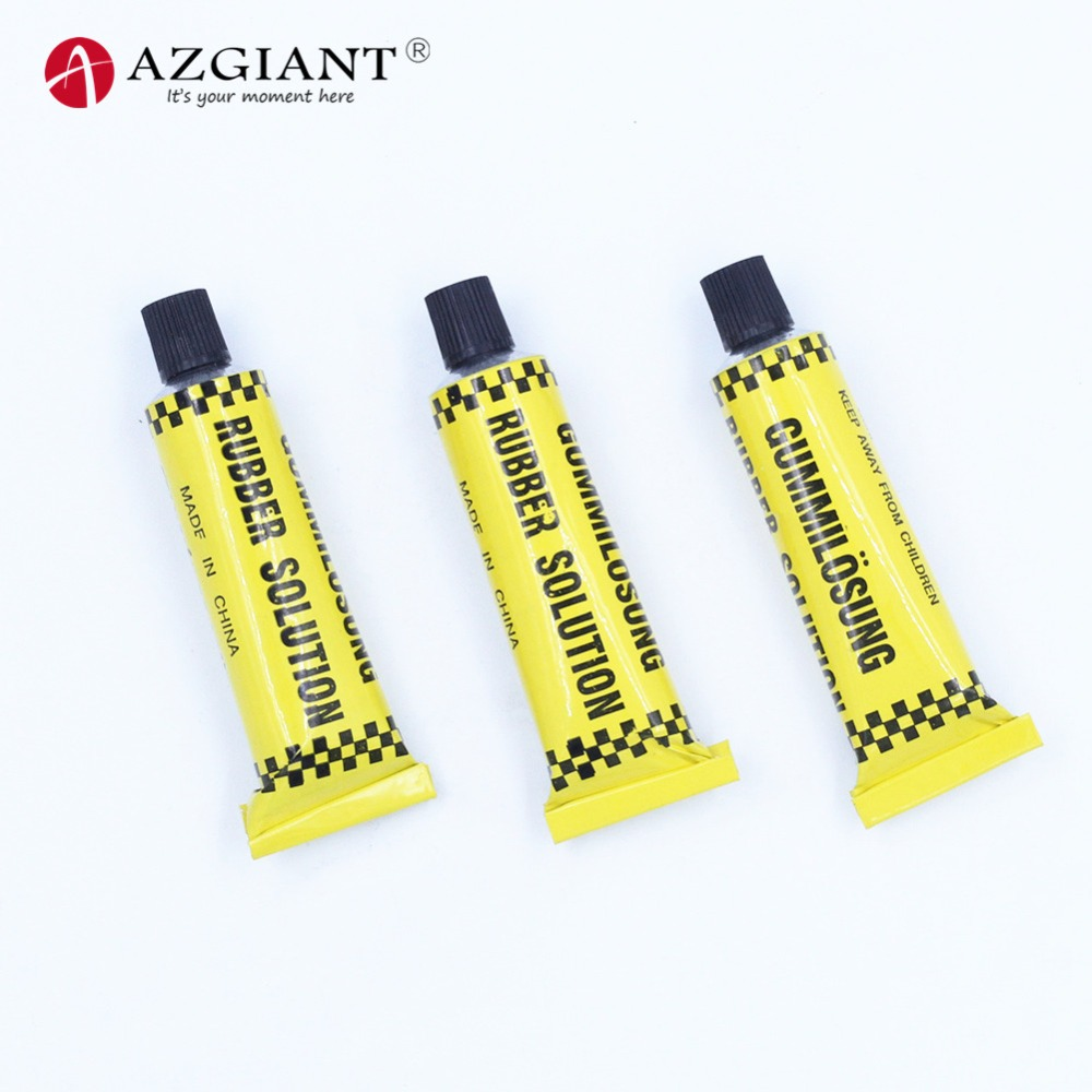 3pcs/lot 10g Car Bicycle Repair Tool Glue Kit Cold Rubber Patch Cycling Glue Tire Repair Glue Bicycle Inner Tube Puncture Repair