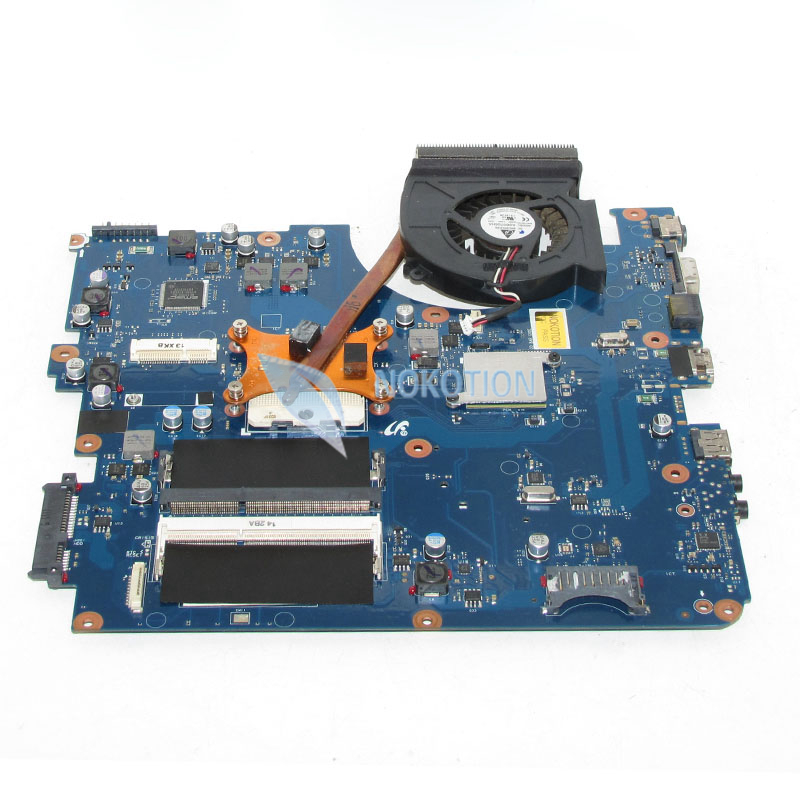 NOKOTION BA41-01219A BREMEN-C BA92-06381B BA92-06381A laptop motherboard For samsung NP-R540 R540 HM55 DDR3 WITH cooling system azmi omar fundamentals of islamic money and capital markets