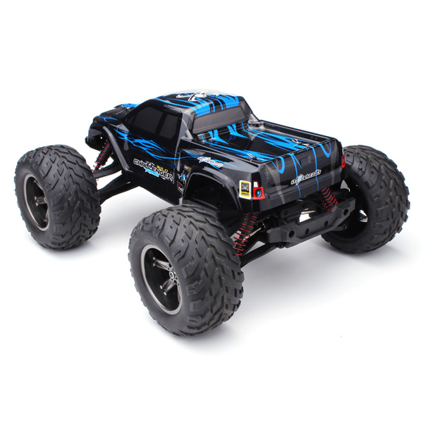 Wholesale 9115 1/12 2.4GHz 2WD Brushed RC Remote Control Car Monster Truck RTR high speed big rc car 9116 1 12 2wd brushed rc monster truck rtr 2 4ghz good children toy