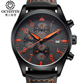 Homens Do Esporte da moda Relógio Marca De Relógios De Luxo Homens 2016 Auto Data Quartz Relógio de Pulso À Prova D' Água Macho Militar Do Exército Dos Homens
