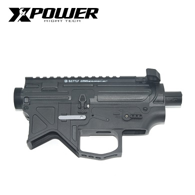XPOWER BD556 Airsoft Accessories Receiver AEG Body Nylon Metal Gel Split Gearbox Paintball Outdoor Sports-in Paintball Accessories from Sports & Entertainment
