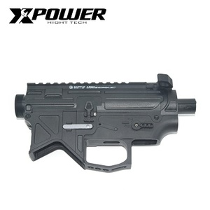 Image 1 - XPOWER BD556 Airsoft Accessories Receiver AEG Body Nylon Metal Gel Split Gearbox Paintball Outdoor Sports