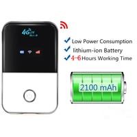 4G Mifi Wifi Signal Amplifier Hotspot Wifi Outdoor Car Mobile Wi fi Bridge 3G 4G Router for Vodafone Zte Xiaomi Huawei Phone