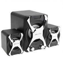 Subwoofer Dual Subwoofer Speaker HIFI Notebook Speaker Economic PC Computer Speakers Bass Notebook