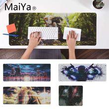 Maiya аниме SAO меч асуны искусство онлайн прочный резиновый коврик для мыши коврик игровой коврик для мыши xxl стол ноутбук коврик для мыши геймер