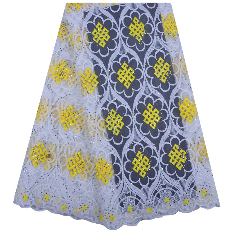 Best Selling Swiss voile laces African Lace Fabric White Nigerian French Fabric 2018 High Quality African