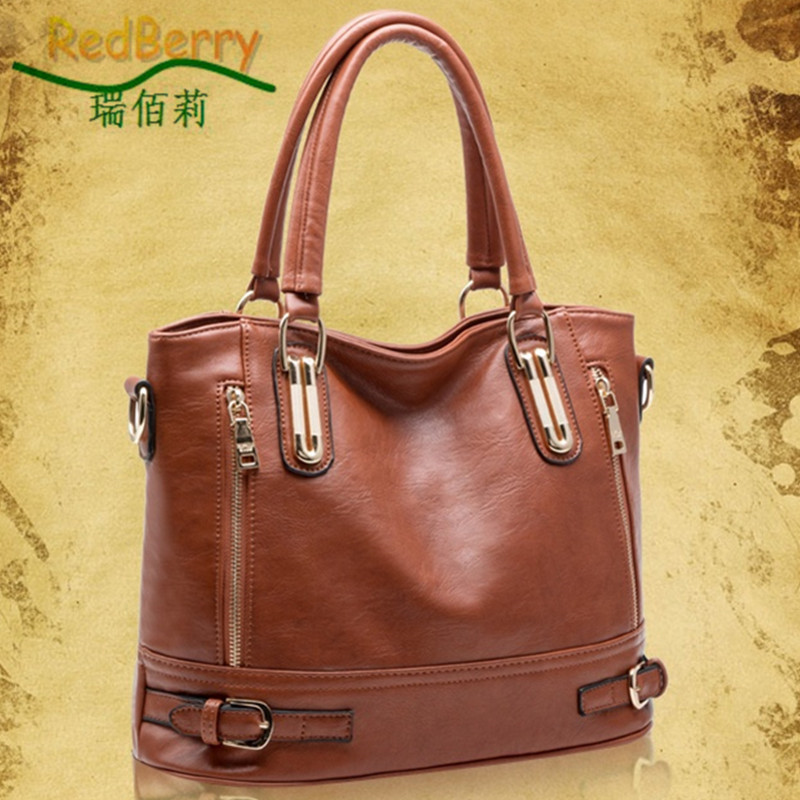 Fashion Trendy Women Handbag Genuine Leather Bag New Shoulder Bags Hot Women Messenger Bags Casual Bolsas Femininas Ladies Tote 2015 fashion women floral genuine leather handbag elegant shoulder bag new style messenger bags women top handle bags hot tote