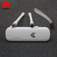Unlocked Huawei E8372 (With Pair Of Antenna) LTE USB Wingle LTE Universal 4G USB WiFi Modem Car Wifi E8372h 608