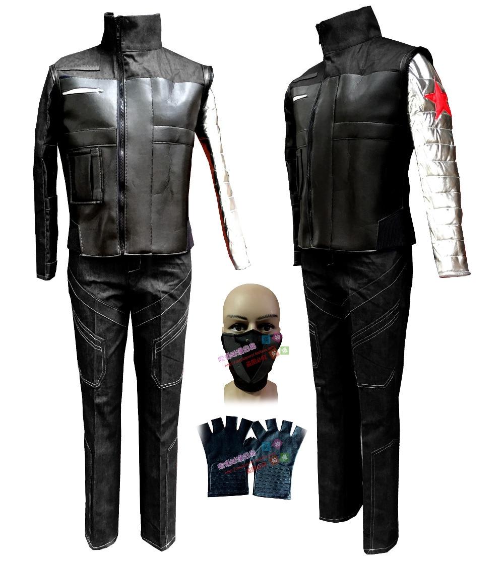Marvel S Captain America Civil War Winter Soldier James