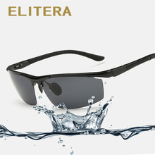 ELITERA 2017 New Brand Polarized Men Sunglasses Male Driving Fishing Outdoor Eyewears Accessories Wholesale Oculos de sol E3085
