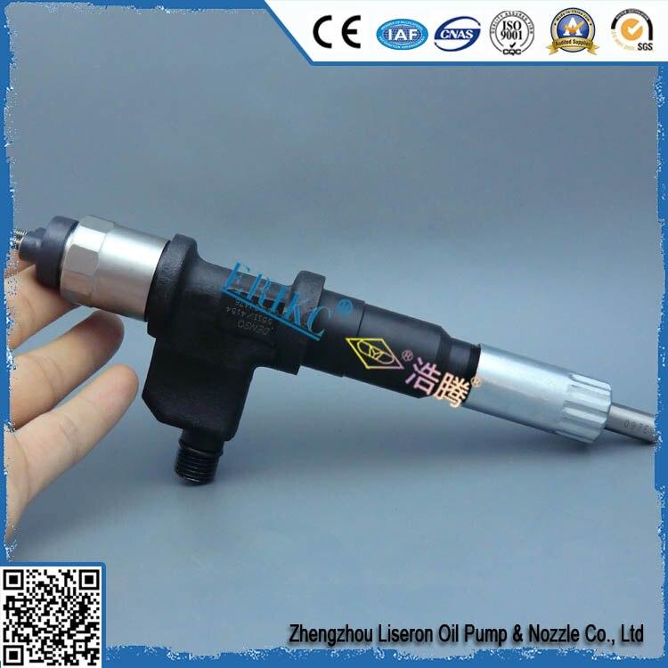 ERIKC 5514 électrique automatique injecteur d'huile moteur unité 095000-5514 et injecteur de carburant de pièces de moteur diesel 0950005514 assy