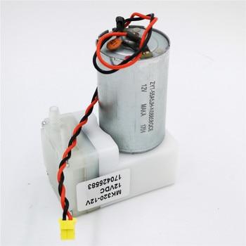 대형 흐름 555 모터 공기 펌프 진공 음압 펌프 5-12 v 화면 분리 진공 포장기 다이어프램 공기 펌프