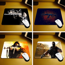 Computer Games Table Mat Super CSGO Counter Strike Good Series Photo Printing Rubber Rectangle Mouse Pad PC Computer Rubber Pad