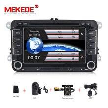 Fabrika fiyat araç DVD oynatıcı oynatıcı VW/Volkswagen/SAGITAR/JATTA/POLO/BORA/GOLF V navigasyon 3G ile ev sahibi GPS BT radyo ücretsiz haritalar