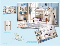 2018 Real Moveis Para Quarto Nightstand Luxury Baby Beds Literas Kindergarten Furniture Childrens With Bunk Bed Wardrobe Desk