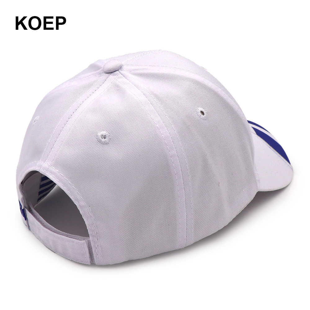 1959fb79872902 ... KOEP Wholesale Spring Fashion Baseball Cap Snapback Greece Flag Caps  For Women Summer Mesh Trucker Hat ...