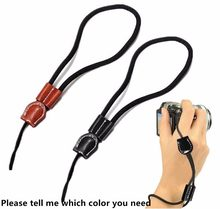 Universal Camera Keeper Hand Strap Wrist Strap Wrist Band Belt All Micro DSLR Camera For Canon For Nikon For Sony(China)