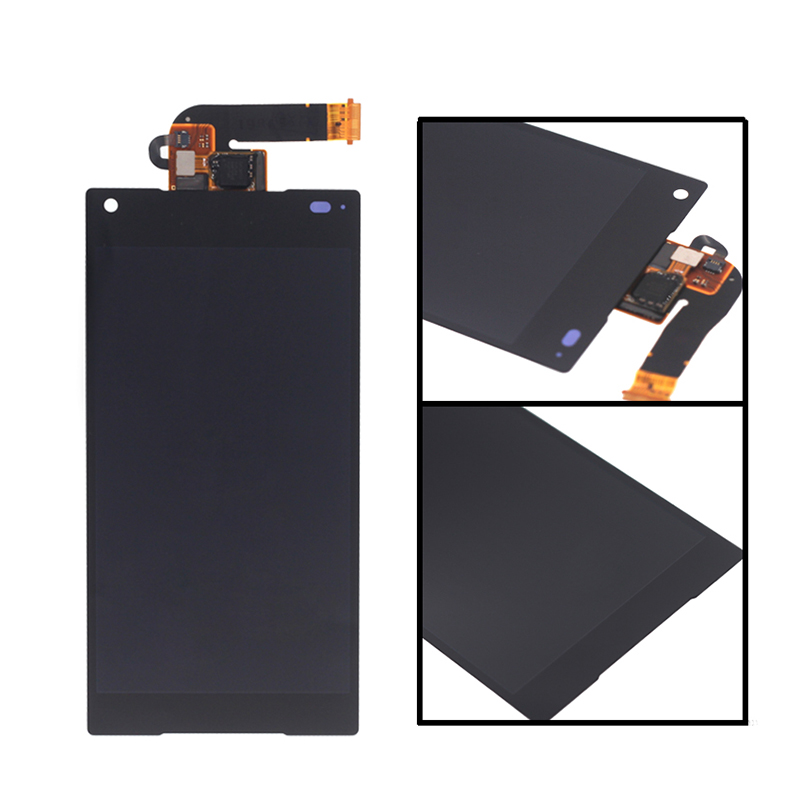 Image 3 - Suitable for original Sony Xperia Z5 small LCD touch screen digitizer for Sony Z5 mini E5823 E5803 screen display with frame-in Mobile Phone LCD Screens from Cellphones & Telecommunications