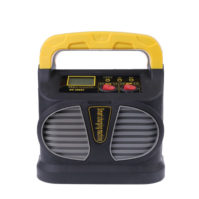 Nouveau Portable 12 v-24 V Intelligent haute puissance chargeur de batterie voiture saut démarreur