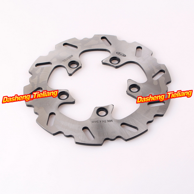 ФОТО Rear Brake Disc Rotor For Suzuki GSXR 600 750 1000 1100 TL1000R TL1000S SV650 GSXR1100 Stainless Steel High Quality