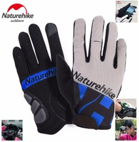Brand Naturehike touch screen Spring Summer climbing cycling full finger dahang gloves sports cycling drive gloves equipments