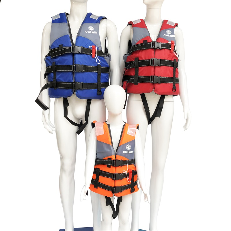 Pria Swimwear Life Vest Colete Salva-vidas untuk Olahraga Air - Olahraga air - Foto 3