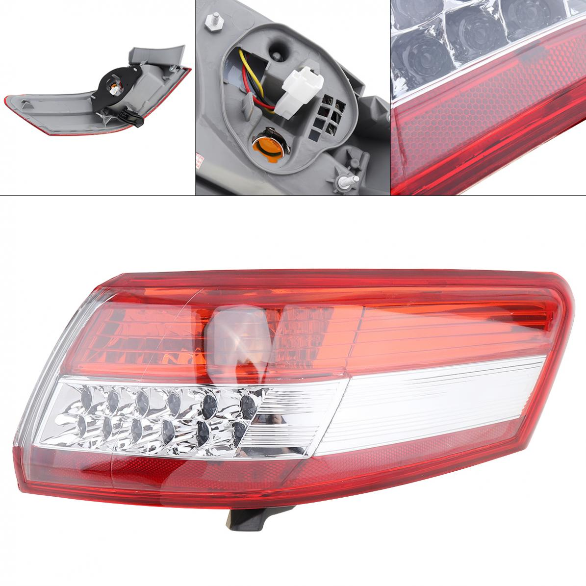 Waterproof Durable Car  Left Side LH Tail Light for Toyota Sport Edition ACV40 Toyota Camry 2010 2011Waterproof Durable Car  Left Side LH Tail Light for Toyota Sport Edition ACV40 Toyota Camry 2010 2011