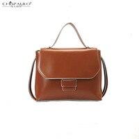 Korean Version Of The New Trend Of Personality Simple Handbag Fashion Retro Leisure Large Capacity Shoulder