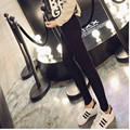 Maternity Pants spring thin Leggings fashion show thin pencil feet abdominal pants trousers for pregnant women