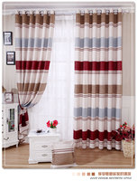 Fun High Grade Silver Leaf Language Chenille Jacquard Curtain European Minimalist Modern Living Room