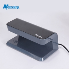Nanxing counterfeit money machine for detetor fake money currency detector money detector white blank bule color NX-3086A