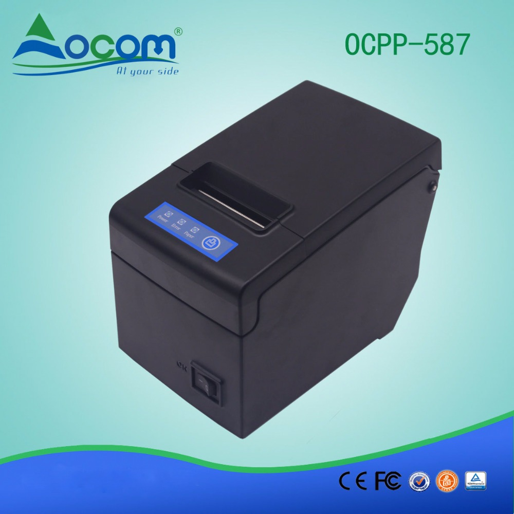 OCPP-587(USB+WIFI): Windows, Linux, Android and IOS System Supported Thermal Receipt Printer usb модем с wifi роутером