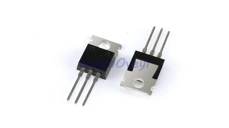 Lot of 10 LM337T Adjustable Negative Regulator