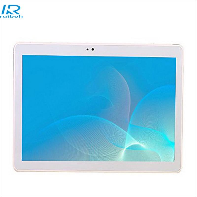 10.1 pulgadas de Tablet PC 4 GB RAM 32 GB ROM 3G Call Octa core Android 6.0 GPS