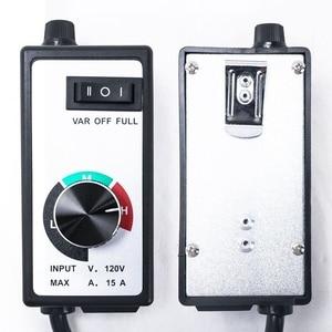 Image 3 - جهاز تحكم في سرعة المروحة متغير 3 إعدادات الزراعة المائية مضمنة مروحة العادم الهواء 500 واط إلى 1800 واط الضابط الولايات المتحدة التوصيل تعزيز