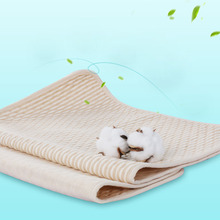 3 Size Newborn cotton Waterproof mattress Baby Organic colored  Changing Urine Pad for NewbornInfant Child Bed Crib Sleeping