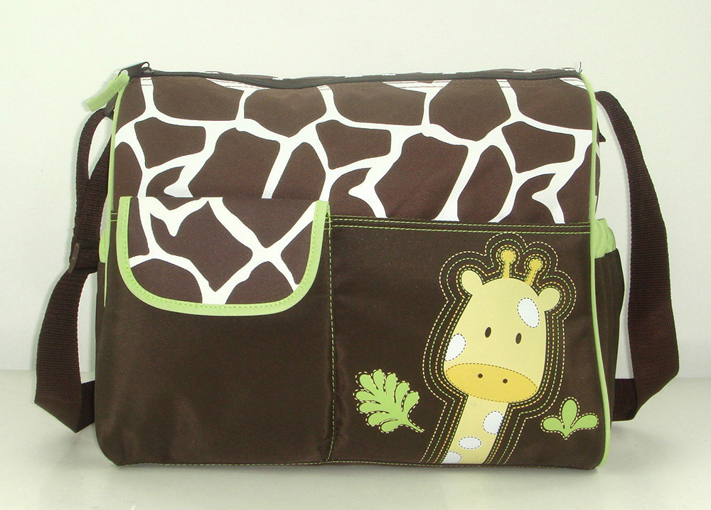 Cute Giraffe And Zebra Animal Diaper Bags Multifunctional Fashion Infant Ny Bag Casual Sling Baby Canvas In From Mother Kids On