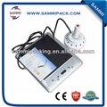 Di Trasporto del Nuovo modello 20-130 millimetri macchina del sigillatore di induzione Manuale per la vendita
