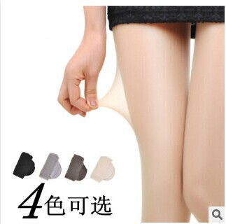 Fashion Women's Tight Beauty Cute Bas Sexy Stocking Tease Panty hose Women's Knee High Candy Pantyhose Cheap Girl Stockings