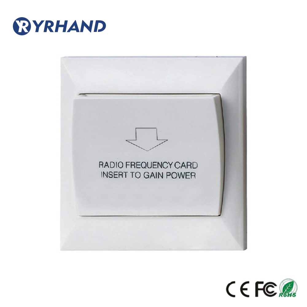 Energy Saving Switch For Electronic RFID Hotel Door Lock System