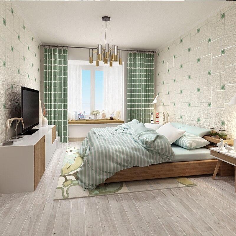 Купить с кэшбэком PAYSOTA High Quality Wallpaper Modern Style Bedroom Living Room Decorated Wall Paper Roll