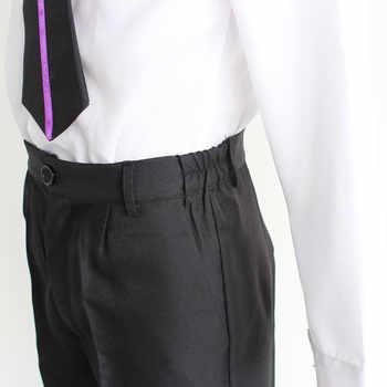 Brdwn桜蘭高校ホスト部メンズキングコスプレ衣装学校制服スーツ(トップ+シャツ+ネクタイ+パンツ)