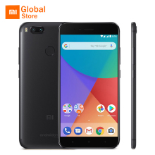 "Originale Xiaomi Mi A1 MiA1 4 GB 32 GB Globale Versione Mobile telefono Snapdragon 625 Octa Core Android Uno Dual 12.0MP 5.5 ""1080 P(China)"