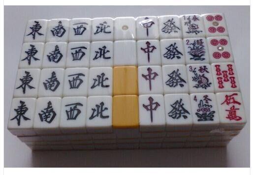Prix pour Japonais tuiles de mahjong/ménage désinfectant pour les mains tuiles de mahjong 30mm
