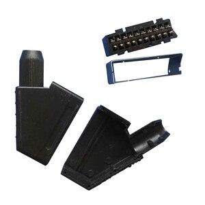 Image 3 - 10 sztuk dużo Scart JP21 wtyczka 21 pin złącze męskie podłączyć Gniazdo portu złącza interfejsu gniazdo do S N E S kabel AV