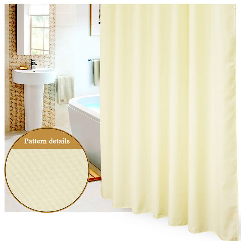 UFRIDAY Classic Brand Europe Beige Shower Curtain High Quality ...