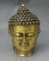 8 Тибетский буддизм статуя Будды Шакьямуни Будда голова, бюст, статуя Скульптура