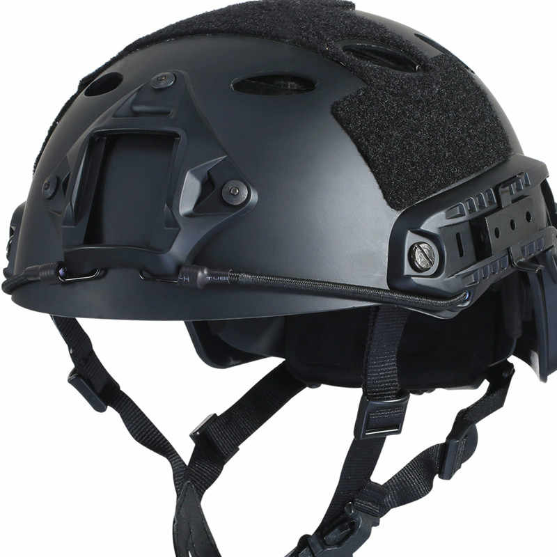 Тактическая армейская Военная Защитная спортивная крышка для шлема Casco Airsoft
